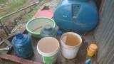 Trạm cấp nước bị hư, hơn 100 hộ dân phải dùng nước sông