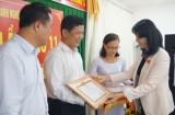 Đảng ủy khối Doanh nghiệp tỉnh: Khen thưởng 6 tập thể và 7 cá nhân tiêu biểu, xuất sắc