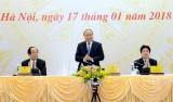 Thủ tướng dự Hội nghị triển khai nhiệm vụ 2018 của VPCP