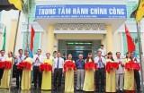 Thành lập Trung tâm Hành chính công thị xã Kiến Tường