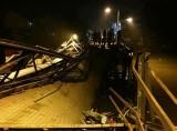 Sập cầu Long Kiển, xe ben và nhiều xe máy rớt xuống sông