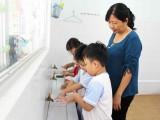 Rửa tay bằng xà phòng: Thói quen nhỏ, lợi ích lớn