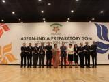 Họp trù bị cho Hội nghị cấp cao kỷ niệm ASEAN-Ấn Độ tại New Delhi