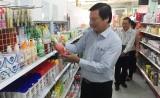 Kiến Tường: Sẵn sàng cân đối cung cầu, bình ổn thị trường phục vụ Tết