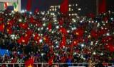 U23 Việt Nam hào hứng trong đêm Gala vinh danh trên SVĐ Mỹ Đình