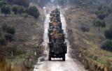 TNK bắt giữ hơn 300 người phản đối chiến dịch quân sự tại Syria