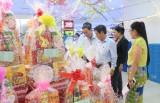 Co.opmart Tân An dự trữ hàng hóa trên 45 tỉ đồng phục vụ tết
