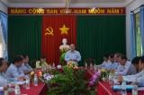 Đoàn Đại biểu Quốc hội tỉnh giám sát các dự án sử dụng nguồn vay nước ngoài
