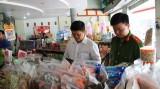 TP.Tân An Kiểm tra an toàn thực phẩm dịp Tết Nguyên đán