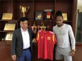 CLB Nam Định ký hợp đồng với hai tuyển thủ Trinidad & Tobago