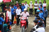 Thạnh Hóa: Tập huấn kỹ năng lái xe an toàn