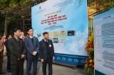 Trưng bày Tập Sắc lệnh của Chủ tịch Chính phủ lâm thời Việt Nam