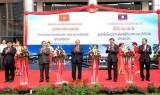Việt Nam và Lào tăng cường hợp tác về khoa học và công nghệ