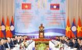 Kỳ họp lần thứ 40 Ủy ban liên Chính phủ Việt Nam-Lào