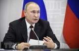 Ông Putin chính thức được đăng ký tranh cử Tổng thống Nga
