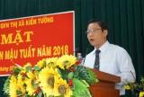 Kiến Tường họp mặt mừng Đảng, mừng Xuân Mậu Tuất 2018