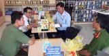 Vĩnh Hưng - Kiểm tra đột xuất hoạt động kinh doanh dịch vụ văn hóa, thông tin truyền thông