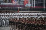"""Yonhap: Triều Tiên """"dường như"""" đã tổ chức diễu binh quân sự"""