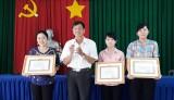 Châu Thành: Tăng cường kiểm tra, giám sát để xây dựng Đảng trong sạch, vững mạnh