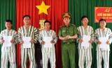 Giảm án 14 phạm nhân dịp Tết Nguyên đán