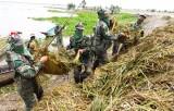 Đại đội bộ binh Vĩnh Hưng luôn hoàn thành tốt nhiệm vụ