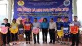 160 vận động viên tham gia Hội thao bóng đá mini ngành Y tế
