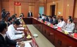 Tỉnh ủy Quảng Nam kỷ luật Cảnh cáo đối với Giám đốc Sở Nội vụ