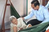 Bến Lức: Phó Chủ tịch UBND tỉnh – Nguyễn Văn Được chúc tết mẹ VNAH