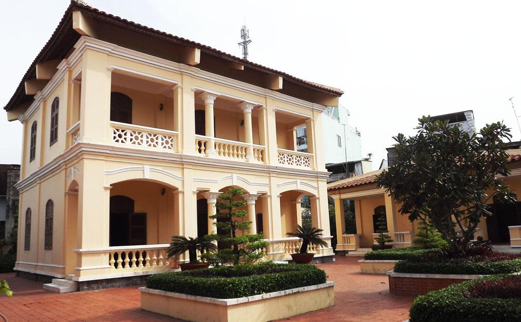 Làng Cổ Phước Lộc Thọ - điểm đến của những du khách mê kiến trúc xưa, nhà cổ
