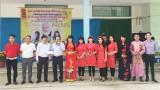 Tập đoàn An Nông trao quà tết tại Trung tâm Bảo trợ Xã hội tỉnh Long An