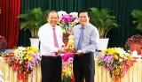 Phó Thủ tướng Thường trực Chính phủ chúc tết Đảng bộ, chính quyền và nhân dân Long An