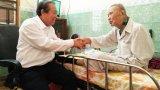 Phó Thủ tướng Thường trực Chính phủ thăm nguyên Bí thư Tỉnh ủy - Nguyễn Văn Chiểu