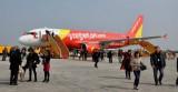 Máy bay đi Thanh Hoá phải hạ cánh Đà Nẵng do thời tiết xấu