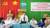 Thăm, chúc mừng các cơ sở y tế nhân Ngày Thầy thuốc Việt Nam
