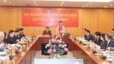 Chủ tịch Quốc hội mong ngành tài chính tham mưu tốt cho Chính phủ