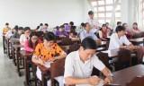 163 giáo viên dự thi Giáo viên dạy giỏi THCS cấp tỉnh năm 2018
