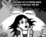 Báo động tình trạng xâm hại tình dục trẻ em ở Châu Thành