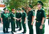 Ban Chỉ đạo 1389 - Bộ Quốc phòng kiểm tra công tác phòng, chống tội phạm tại Long An