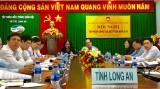 Chuẩn bị các điều kiện tổ chức đại hội MTTQ Việt Nam các cấp