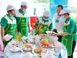 Công đoàn ngành Y tế Long An: Giao lưu, chia sẻ văn hóa ẩm thực