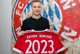 Joshua Kimmich gia hạn hợp đồng với Bayern Munich đến năm 2023