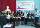 Báo Long An về nguồn nhân Ngày Quốc tế phụ nữ