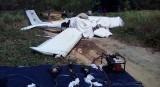 Rơi máy bay tại Thái Lan, 2 người thiệt mạng, 2 người thương nặng