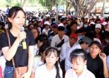 Hơn 2.000 học sinh tham gia Ngày hội tư vấn tuyển sinh