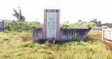 Khu lưu niệm Nguyễn Thông trở thành khu đất hoang