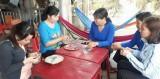 Bến Lức: Nghề thủ công giúp phụ nữ nông thôn tăng thu nhập