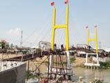 Tân Hưng: 1,7 tỉ đồng xây dựng cầu qua kênh 79