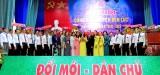Bà Nguyễn Anh Thư được bầu làm Chủ tịch LĐLĐ huyện Bến Lức nhiệm kỳ 2018-2023
