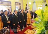 Phó Thủ tướng Thường trực Chính phủ viếng Hòa thượng Thích Thanh Sam