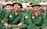 Chỉ tiêu, điều kiện tuyển sinh vào các trường quân đội năm 2018